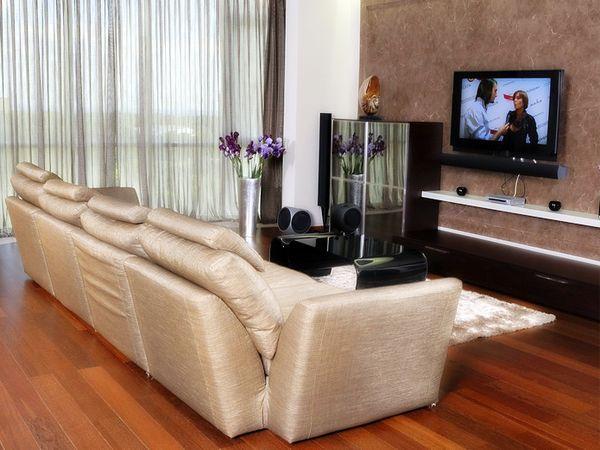 ТВ в дизайне интерьера